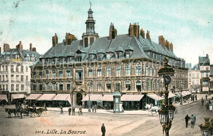 Lille_Nord Bourse  Lille_Nord