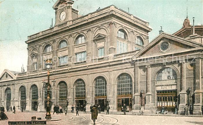 Lille_Nord Gare  Lille_Nord