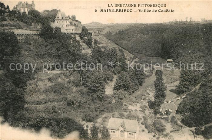 Saint Brieuc_Cotes d_Armor Vallee de Couedic Saint Brieuc_Cotes d
