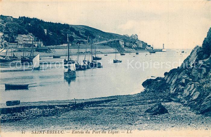 Saint Brieuc_Cotes d_Armor Port du Legue Saint Brieuc_Cotes d