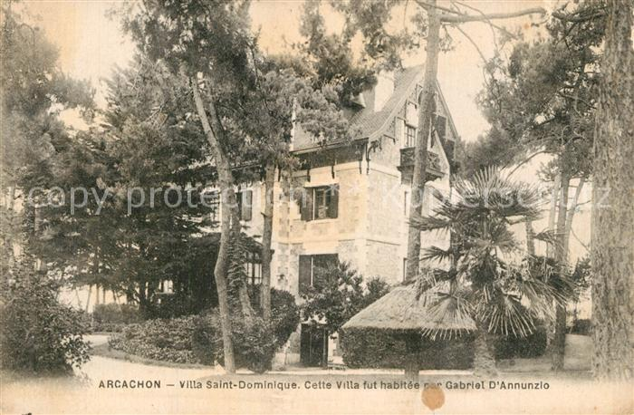 Arcachon_Gironde Villa Saint Dominique  Arcachon Gironde
