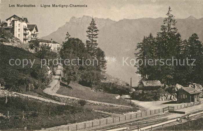 Les_Marecottes Ligne Martigny Chamonix Les_Marecottes