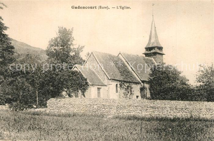 Gadencourt Eglise Gadencourt