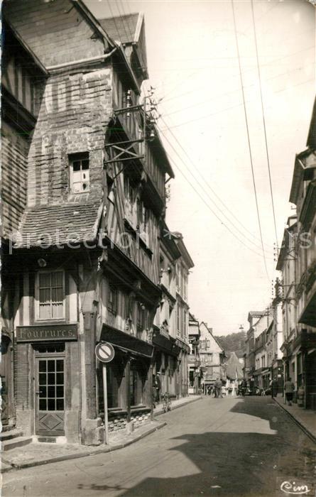 Bernay Rue Auguste Prevost Bernay