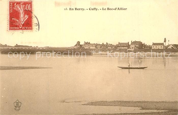 Cuffy Le Bec d Allier Cuffy