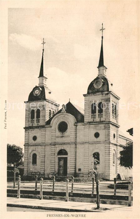 Fresnes en Woevre Eglise Fresnes en Woevre
