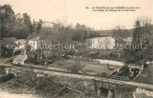 La_Chapelle sur Erdre La Vallee et l'Etang de la Verriere La_Chapelle sur Erdre
