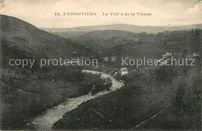 Eymoutiers La Vallee de la Vienne Eymoutiers