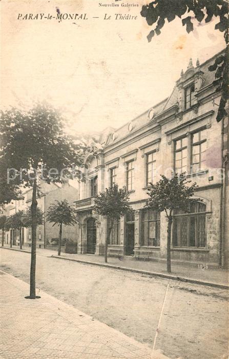 Paray le Monial Le Theatre Paray le Monial