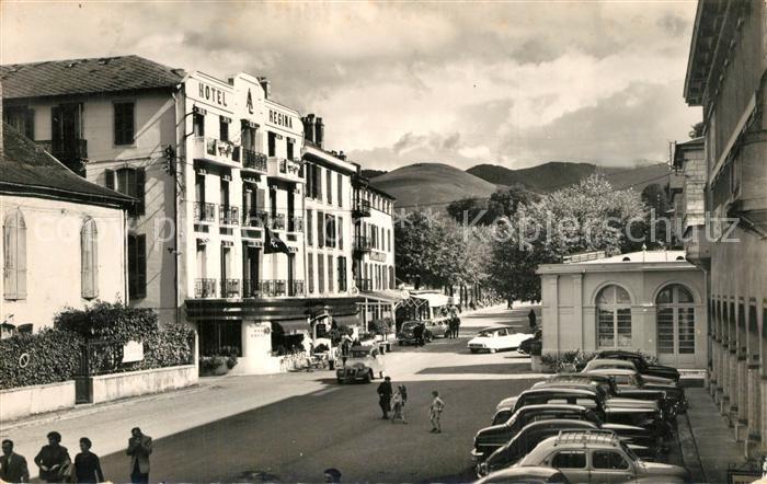 Bagneres de Bigorre Avenue des Thermes Bagneres de Bigorre
