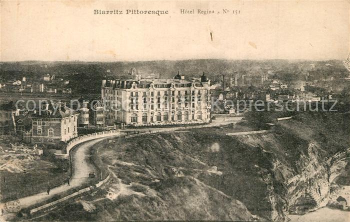 Biarritz_Pyrenees_Atlantiques Hotel Regina Biarritz_Pyrenees