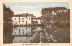 Nemours_Seine et Marne Le Moulin de Doyer Nemours Seine et Marne