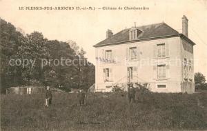 Le_Plessis Feu Aussoux Chateau de Chambonniere Le_Plessis Feu Aussoux