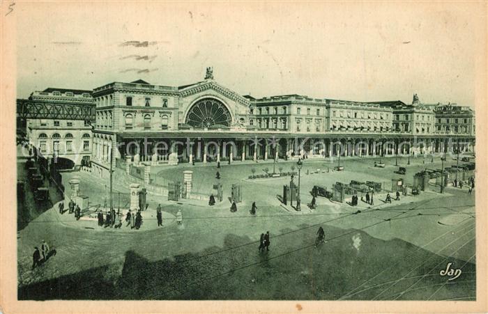 Paris Gare de l Est Bahnhof Paris