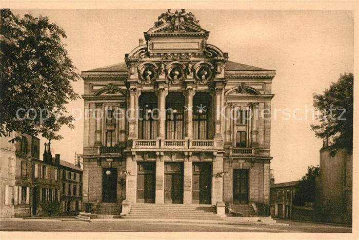 Angouleme Theatre Angouleme