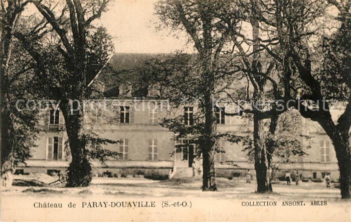 Paray Douaville Chateau Paray Douaville