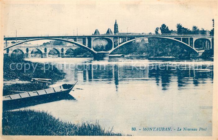 Montauban_Tarn et Garonne Nouveau Pont