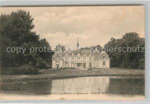 Villemeux sur Eure Chateau de Renancourt Valle de l Eure Villemeux sur Eure