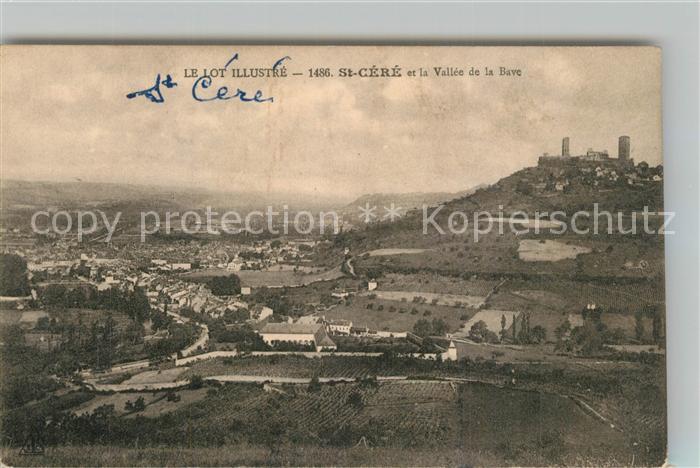 Saint Cere Vallee de la Bave Saint Cere