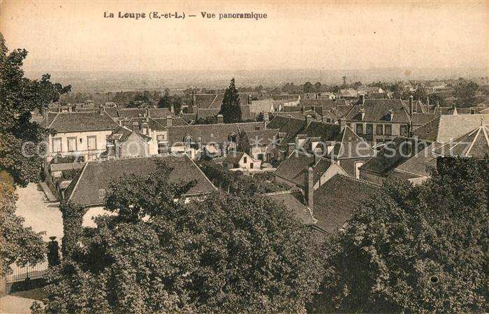 La_Loupe Vue panoramique La_Loupe