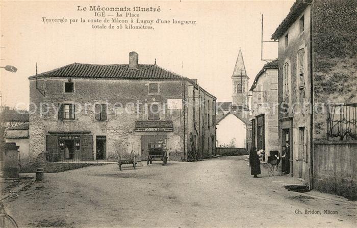 Macon_Saone et Loire IGE La Place Macon Saone et Loire