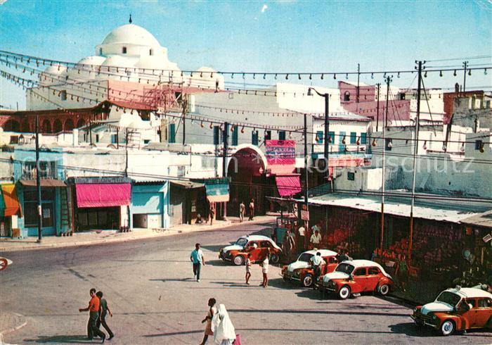 Tunis Place Bab Souika Tunis 0