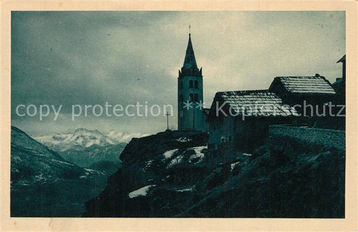 Puy Saint Pierre Village dans les Alpes Eglise Puy Saint Pierre