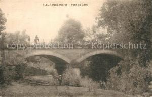 Fleurance Pont du Gers Fleurance