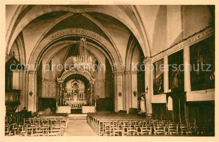Notre Dame du Laus Interieur de la Basilique Notre Dame du Laus