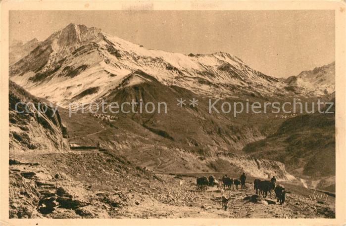 Le_Chazelet Massif des 3 Eveches Col du Lautaret Alpes Francaises Le_Chazelet