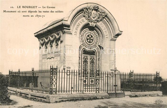 Le_Bourget_Seine Saint Denis Le Caveau Monument aux Morts Le_Bourget