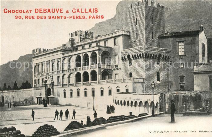 Monaco Palais du Prince Monaco