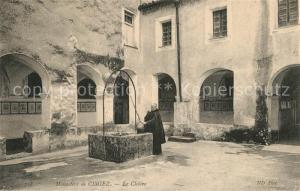 Cimiez Monastere Cloitre Puits Cimiez