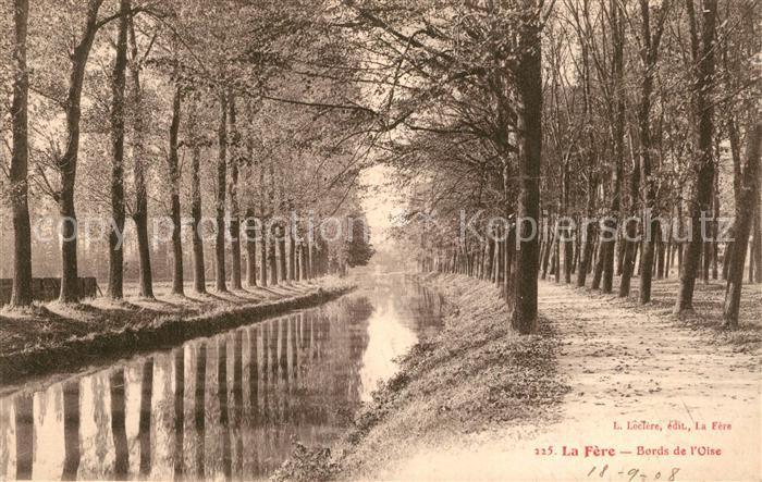 La_Fere_Aisne Bords de l Oise La_Fere_Aisne