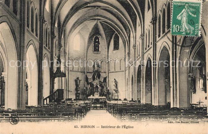 Hirson Eglise  Hirson