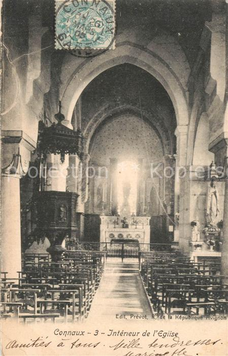 Connaux Eglise  Connaux