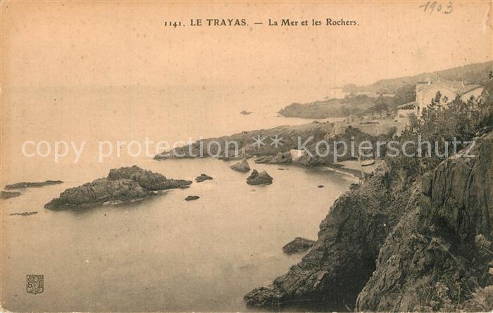 Le_Trayas_Var Mer et les Rochers