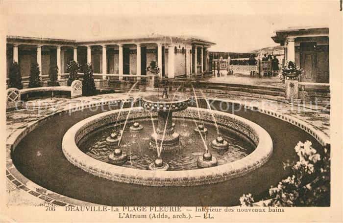 Deauville Plage Fleurie Atrium  Deauville