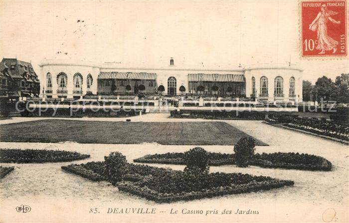 Deauville Casino Deauville