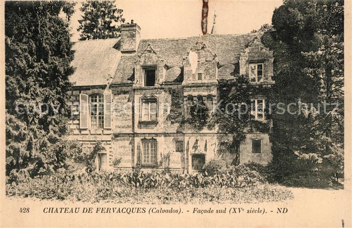 Fervaques Chateau  Fervaques