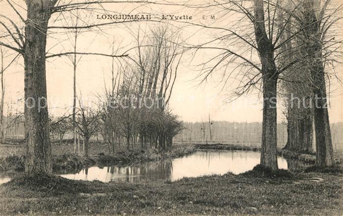 Longjumeau L Yvette Longjumeau