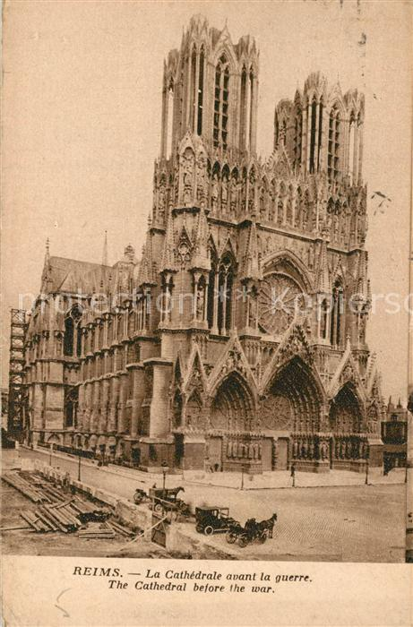 Reims_Champagne_Ardenne Cathedrale  Reims_Champagne_Ardenne