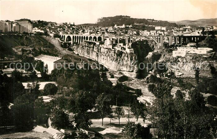 AK / Ansichtskarte Constantine_Algerien Pont Sidi