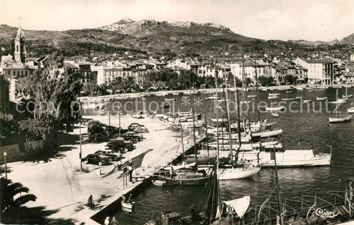 AK / Ansichtskarte Sanary sur Mer Port  Sanary sur Mer