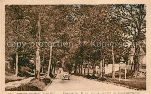 AK / Ansichtskarte Ponthierry Entree du Pays route venant de Fontainebleau