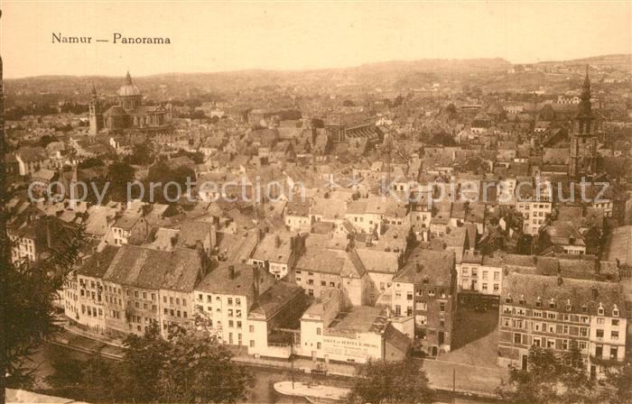 AK / Ansichtskarte Namur_sur_Meuse  Namur_sur_Meuse