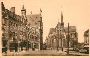 AK / Ansichtskarte Louvain_Flandre Eglise Saint Pierre  Louvain_Flandre