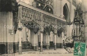 AK / Ansichtskarte Louvain_Flandre Jube de l Eglise Saint Pierre  Louvain_Flandre