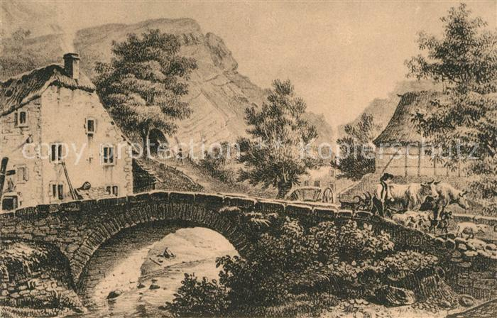 AK / Ansichtskarte Remouchamps_Liege Grotte 1810 Remouchamps Liege