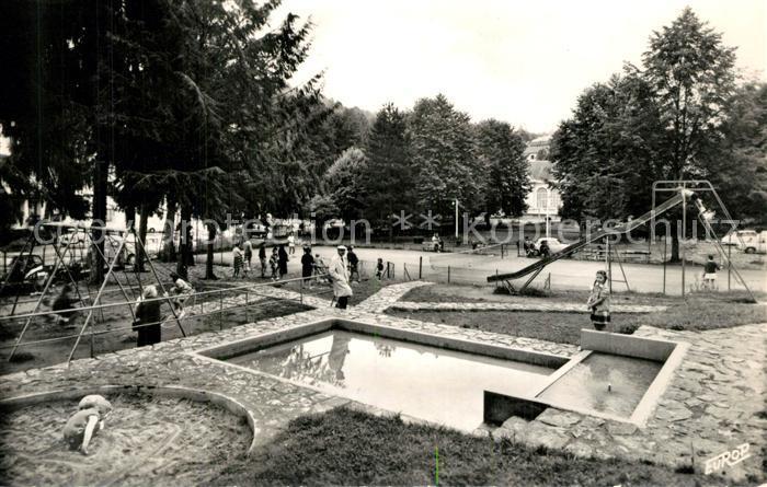 AK / Ansichtskarte Capvern_les_Bains Parc du Casino et Jardin d`Enfants Capvern_les_Bains